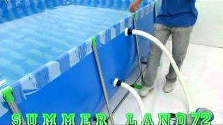 Filtro para piscina de vinil for Mp3 para piscina