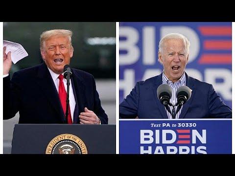 Trump-Biden : deux visions de la politique étrangère américaine Trump-Biden : deux visions de la politique étrangère américaine