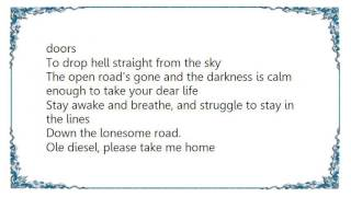 Chuck Ragan - Ole Diesel Lyrics