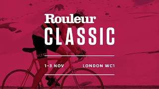 Rouleur Classic. 1-3 November '18