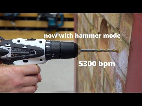 Makita HP330D 10.8v Combi Drill from Toolstop