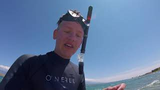 Spearfishing and Diving in Croatia 2018