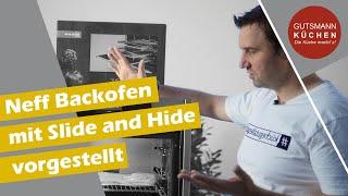 Kann der NEFF - Backofen Slide and Hide mit versenkbarer Backofentür überzeugen?