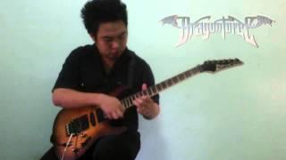 DragonForce Seasons Guitar Cover