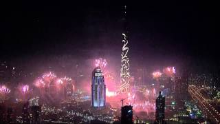Happy New Year E-Cards, Dubai New Years Fireworks 2015 Hd 1080p happy new year