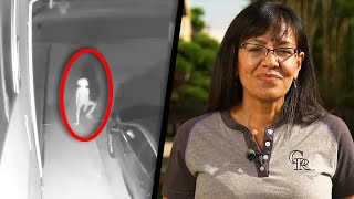 Mom Still Unsure of What Creature Was in Her Driveway