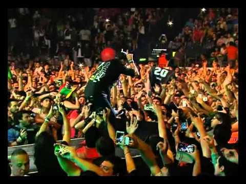 Kapanga video El universal - Luna Park 2015 - 20 Años