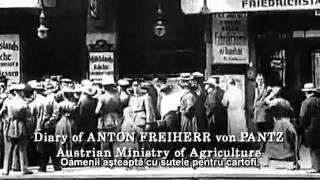 The First World War - Blockade