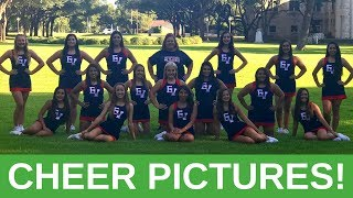 Cheer Pictures! (Vlog)