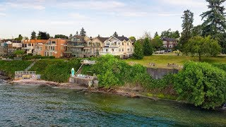 Waterfront Residence On Point Grey Road // $17.8 Million // Vancouver West