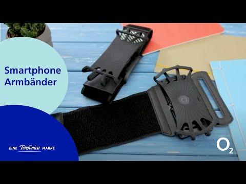 Smartphone Armbänder - Das sind die besten Gadgets für dein Smartphone