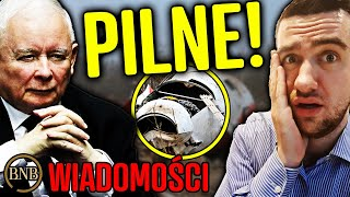 Kaczyński UKRYŁ PRAWDĘ o bracie! Teraz UCISZA media | WIADOMOŚCI