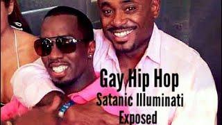 GAY HIP HOP SATANIC ILLUMINATI EXPOSED 2017