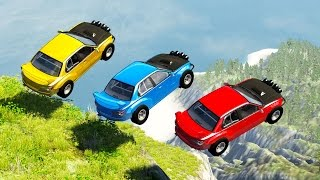 Cliff Madness #2 – BeamNG Drive