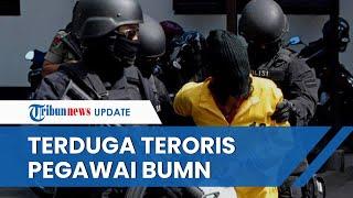 Terduga Teroris yang Ditangkap di Bekasi Ternyata Pegawai di BUMN, Ini Sosoknya di Lingkungannya