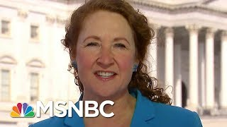 Sandy Hook Congresswoman Elizabeth Esty: 'Gun Owners Are Parents Too' | Velshi & Ruhle | MSNBC thumbnail