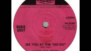"Dobie Gray  ""See you at the Go-Go"""
