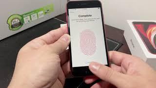 iPhone SE 2 Set Up SIM Card & Activation (2020)