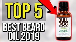 ✅ TOP 5: Best Beard Oil 2019