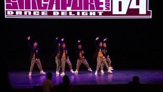 Zassy B-tch - Singapore Dance Delight Vol. 4 Finals (2013)