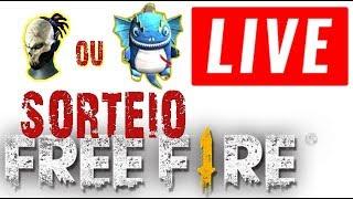 FREE FIRE - SORTE NO FIM DO FERIADO  !