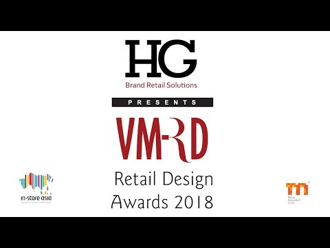 VM&RD Retail Design Awards to bring its 10th edition in 2018