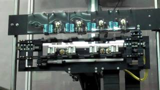 Vertical Laminator Catheter Reflow System