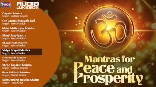 Top 10 Mantras For Peace Of Mind And Prosperity | Shiv Mantra | Shanti Mantra -Chamunda Mantra