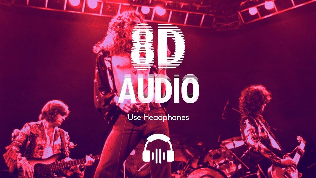 Led Zeppelin - Kashmir | 8D Audio - YouTube