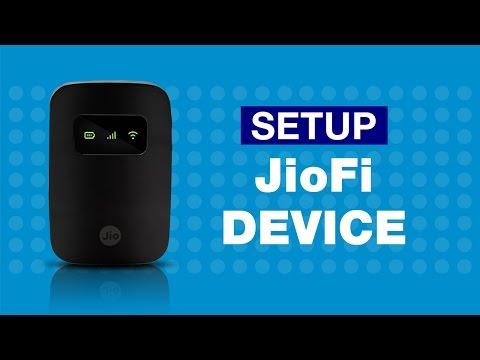 How to Setup your JioFi Device?