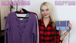 Качественная женская одежда с #алиэкспресс с примеркой