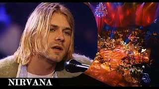 Nirvana - Unplugged & Unedited HQ Video  (+ Extras)