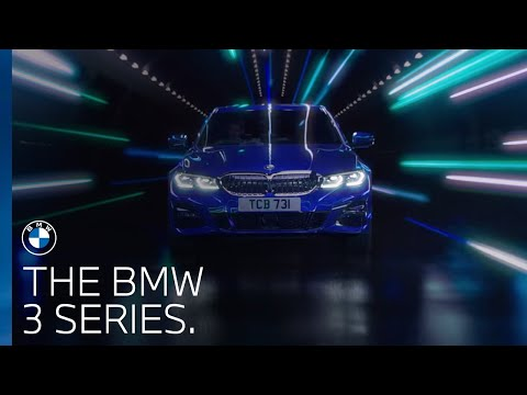 BMW 3 Series Ad - Introducing the new BMW 3 Series  - Pop
