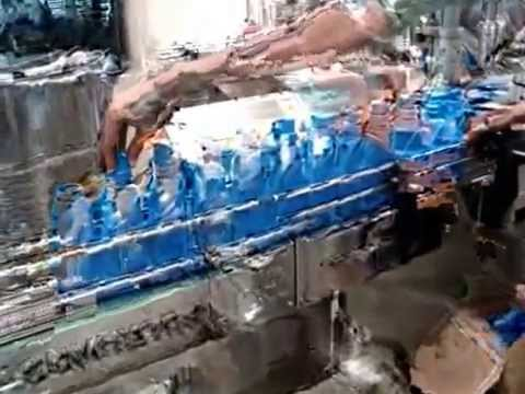 Coolants Filling Machine