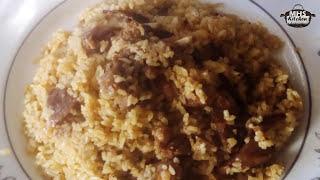 হাজী বিরিয়ানী রেসিপি; পুরান ঢাকার ঐতিহ্যবাহী বিরিয়ানী রেসিপি; Old Dhaka Heritage Biryani..
