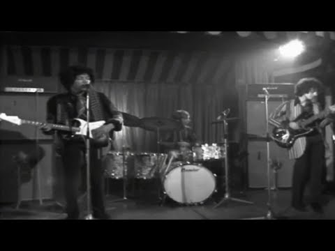 The Jimi Hendrix Experience - Hey Joe Live 1967 |HD|