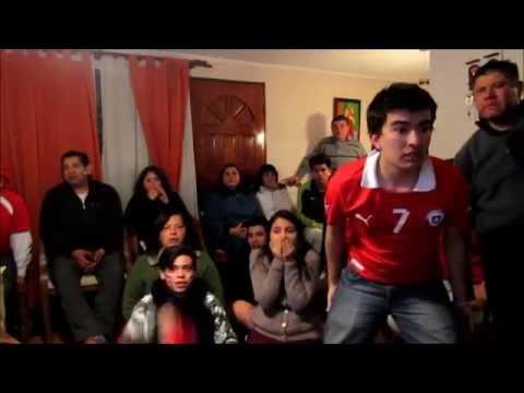 EXPLOSIVA REACCIÓN Penales Chile vs Argentina - Final Copa América Centenario 2016