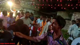 Teen Maar Dance || Hyderabad Ganesh Festivel
