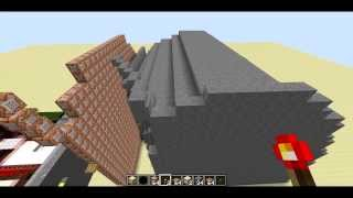 How to Build a Mountain with One Command Block -- Minecraft Trick