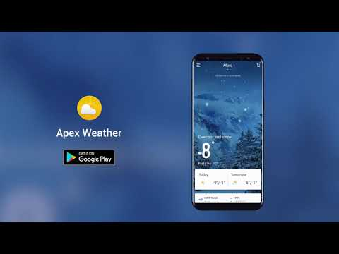Apex Weather Android - Free Download Apex Weather App