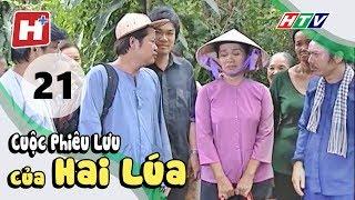 Cuộc Phiêu Lưu Của Hai Lúa - Tập 21   Phim Tình Cảm Việt Nam Hay Nhất 2018