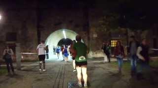preview picture of video 'CARRERA LAS MURALLAS PAMPLONA 2013'