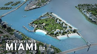 Island Resort | Cities Skylines: Miami 12