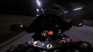 FAST MOTORCYCLE RIDING WITH D&B