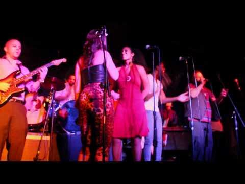 "DA' BONE PRESENTS: ERYKAH BADU TRIBUTE ""SOLDIER"" LIVE @ LA RESPUESTA"