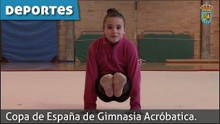 Copa de España de Gimnasia Acrobática.