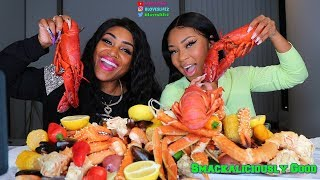 Seafood Boil with Aaliyah Jay