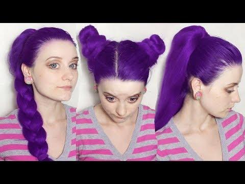 ПРИЧЁСКИ с КАНЕКАЛОНОМ на КОРОТКИЕ ВОЛОСЫ | Простые причёски