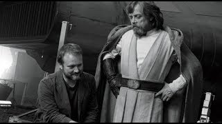 Star Wars The Last Jedi - Rian Johnson vs Mark Hamill and the Fans