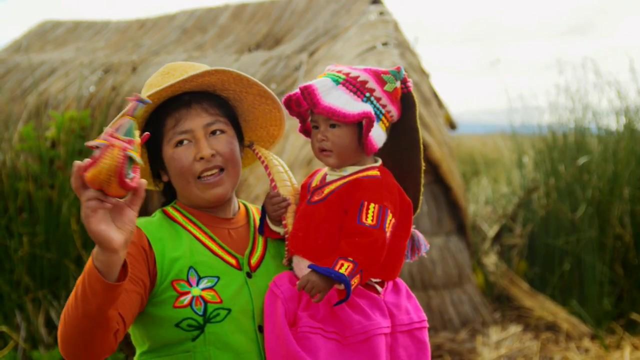 Peru: Titicacasee (1:00)